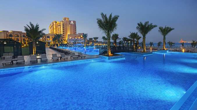 Doubletree By Hilton Marjan Island Resort Spa Rak Uae