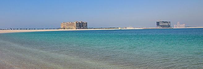 Wassertemperaturen Ras al Khaimah