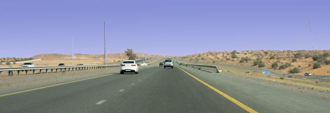 Anreise Ras al Khaimah