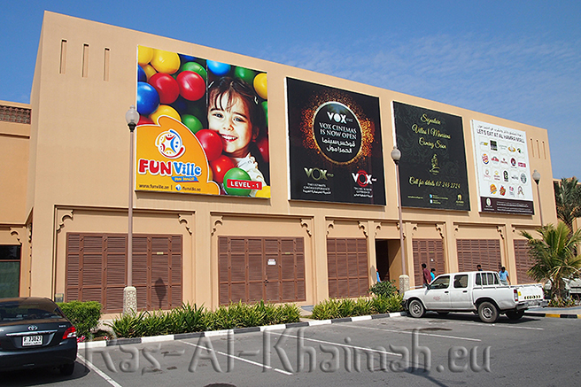 Kino in Ras al Khaimah - VOX Cinemas Al Hamra Mall