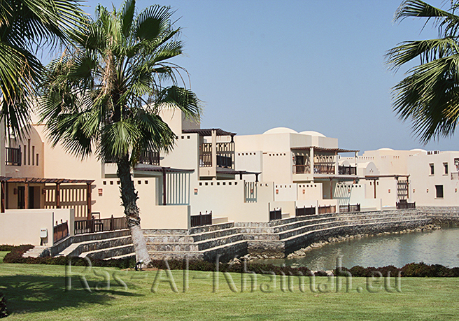 Cove Rotana Resort Bilder