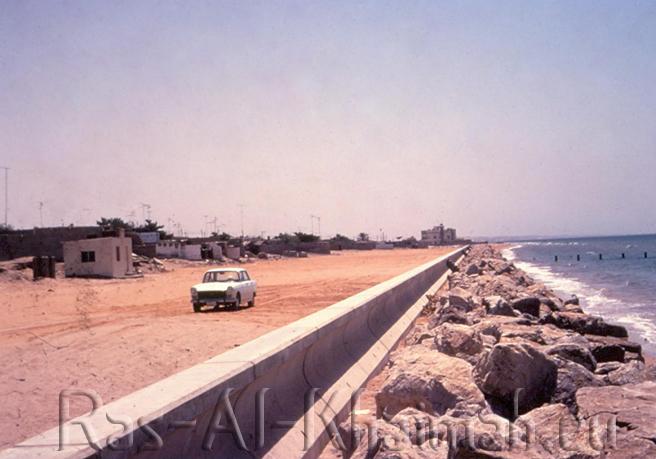 Bilder von füher - Ras al Khaimah damals