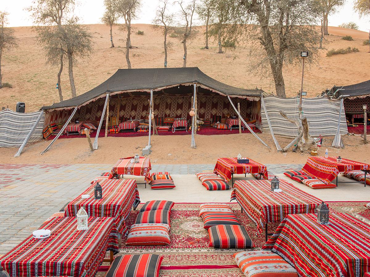 Bildergalerie - Wüstencamp in Ras al Khaimah