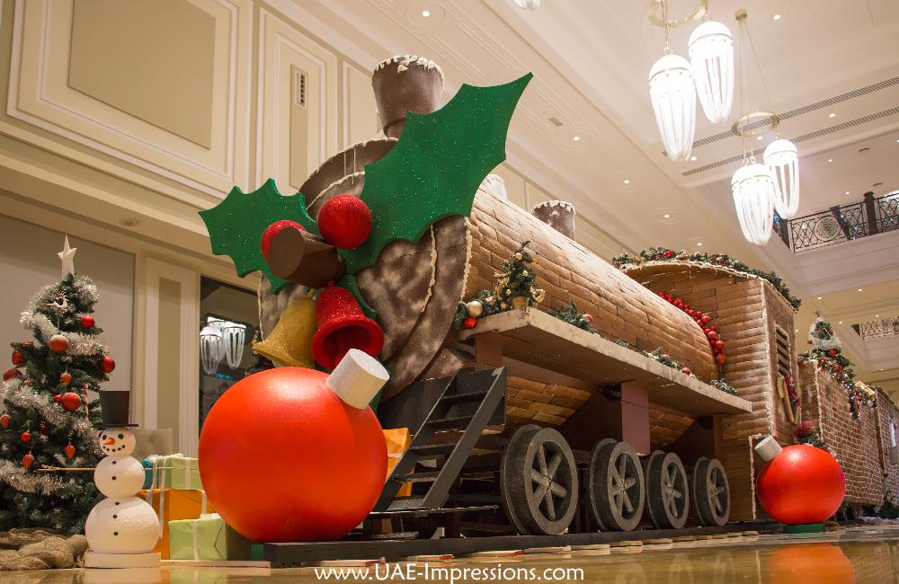 Weihnachten Waldorf Astoria